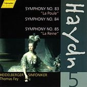 Joseph Haydn - Symphonies No. 83, 84, 85