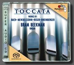 Toccata - 200 Years of German Organ Music