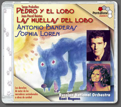 Prokofiev: Pedro Y El Lobo (Peter and the Wolf) / Beintus: Wolf Tracks