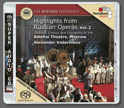 Russian Opera Highlights, Vol. 2 - Mussorgsky, M.P. / Rimsky-Korsakov, N.A. / Tchaikovsky, P.I.