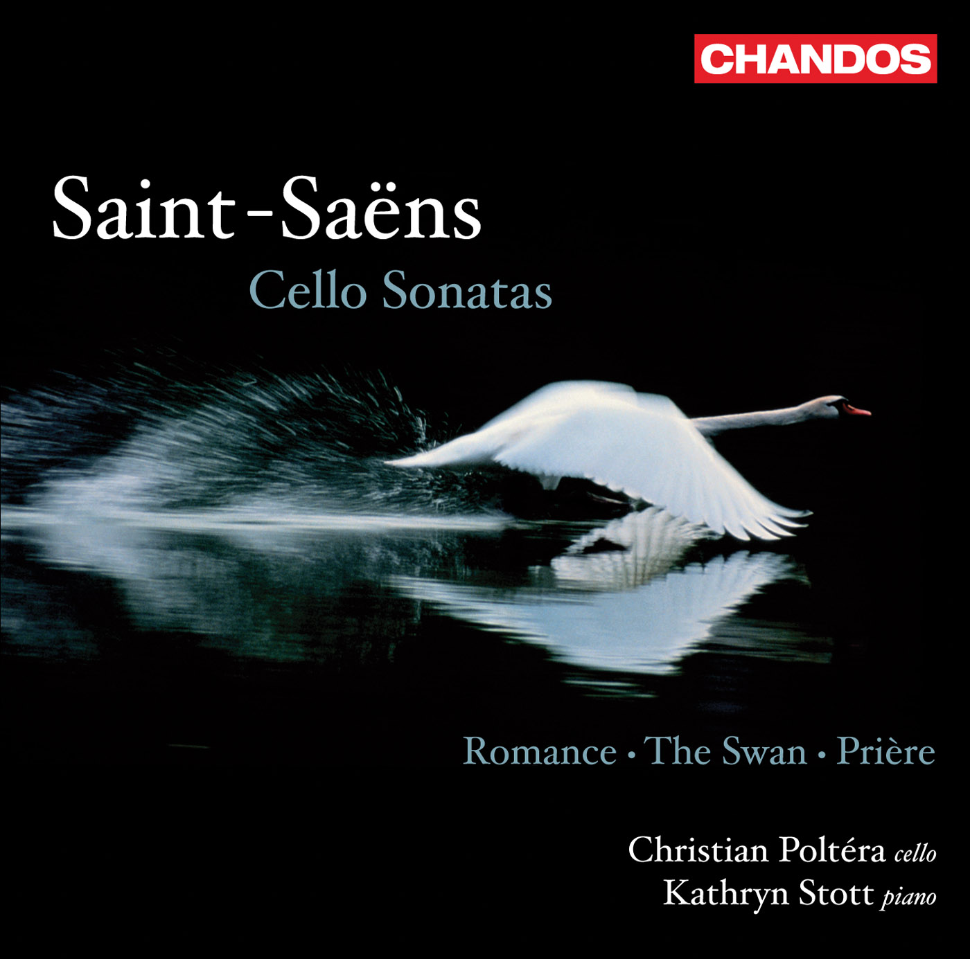 eClassical - Saint-Saëns, C : Cello Sonatas / Priere / The