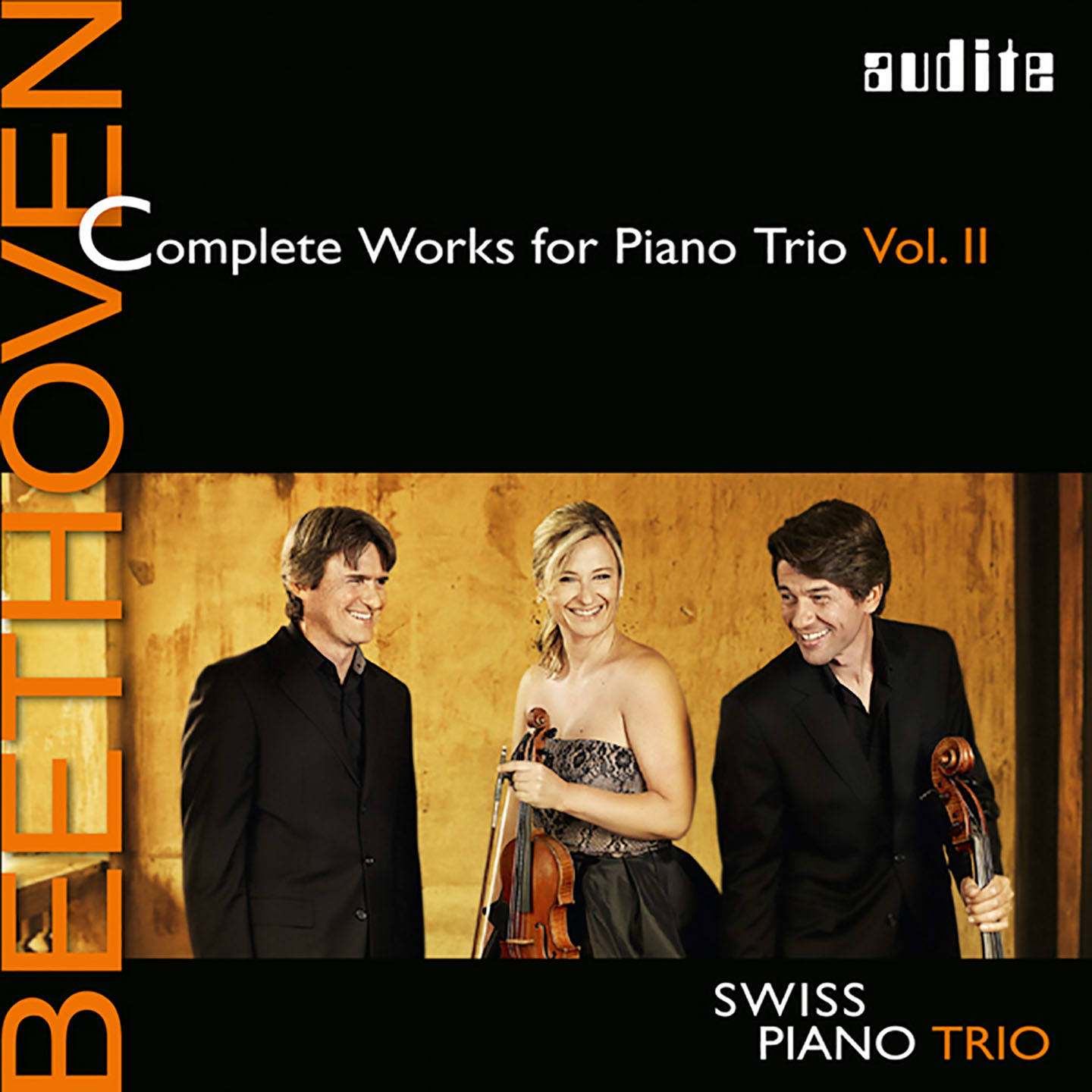 eClassical - Beethoven: Complete Works for Piano Trio, Vol  2
