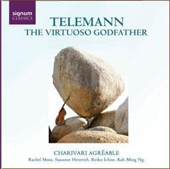 Telemann - The Virtuoso Godfather