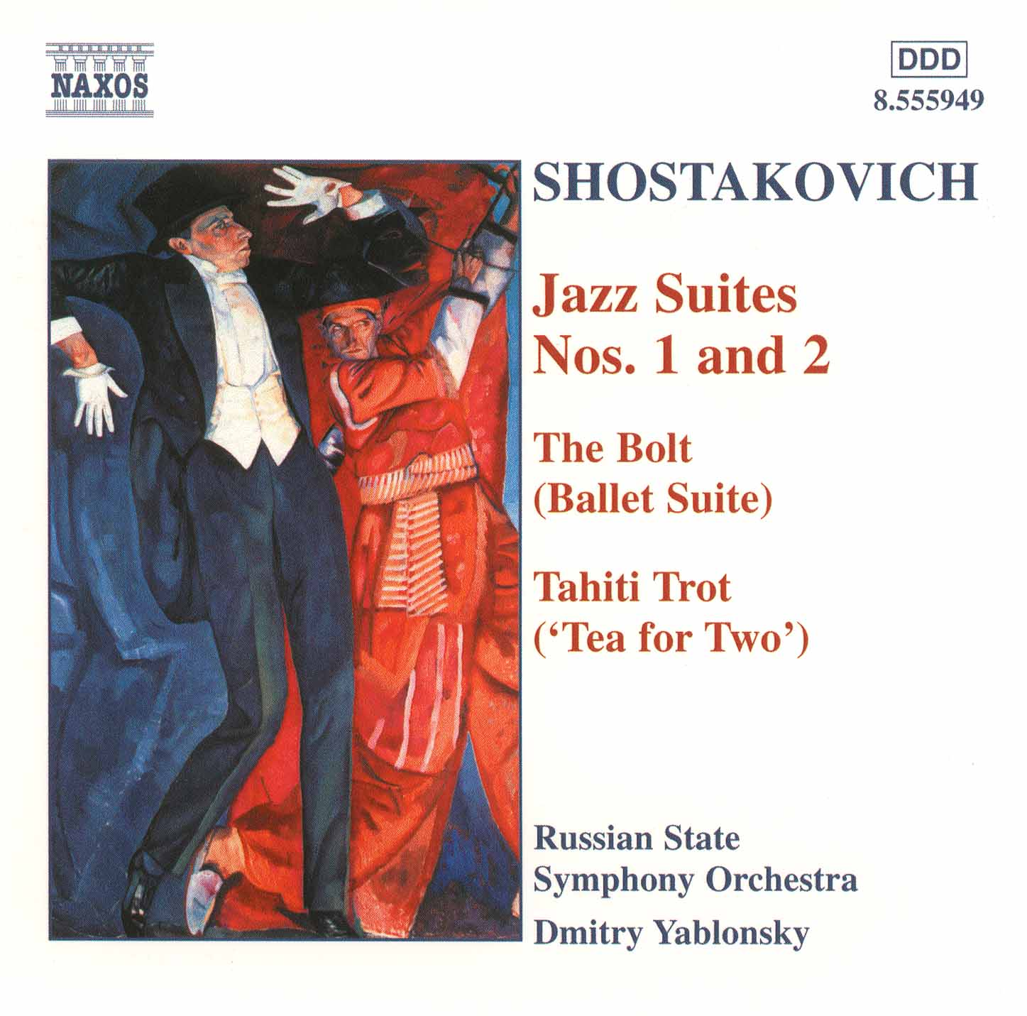 eClassical - Shostakovich: Jazz Suites Nos  1 and 2