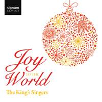 The King's Singers - Joy to the World