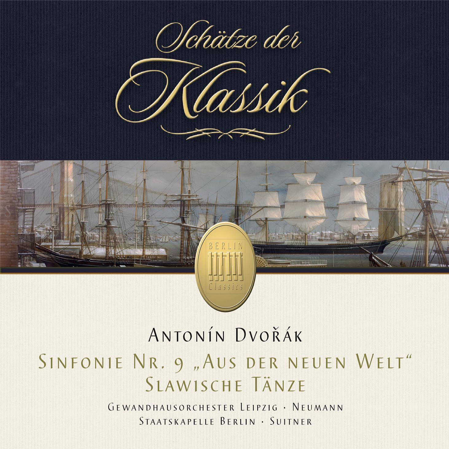 eClassical - Dvorak: Symphony No  9 - Slavonic Dances