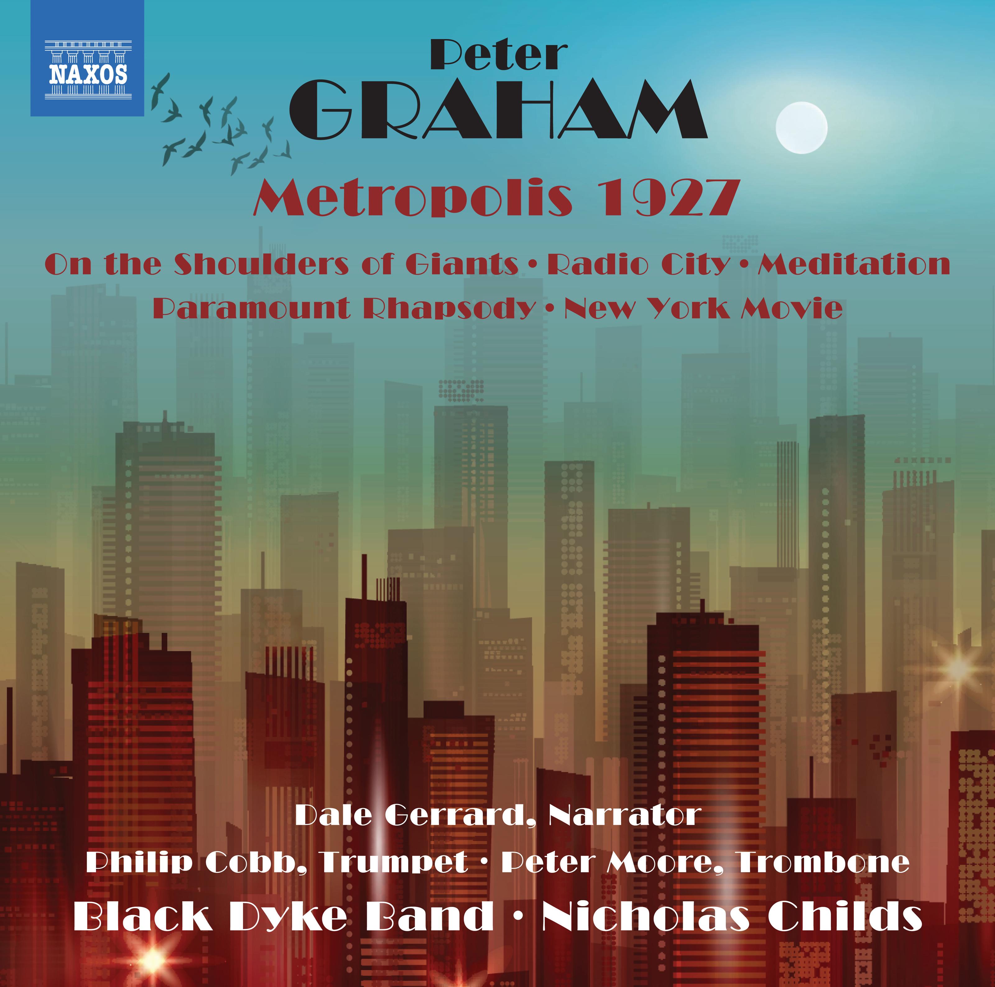 eClassical - Graham: Metropolis 1927