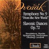 Dvorák: Symphony No. 9, From the New World / Slavonic Dances Nos. 9, 10, 15 and 16