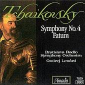 Tchaikovsky: Symphony No. 4 / Fate (reconstructed by R. R. Shoring)
