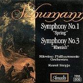 Schumann: Symphonies Nos. 1, Spring and 3, Rhenish