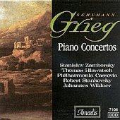 Schumann/Grieg: Piano Concertos