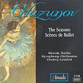 Glazunov: The Seasons/Scenes de ballet