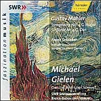 Gustav Mahler - Symphony No. 4 G Major & Prelude to a Drama