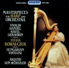 Vivaldi: Concerto in D Major (Arr. for Harp) / Handel: Concerto in F Major (Arr. for Harp)