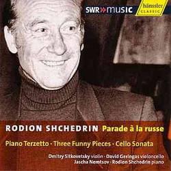 Rodion Shchedrin - Parade á la russe