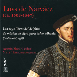 Narváez: Los seys libros del delphín de música de cifra para tañer vihuela (1538)