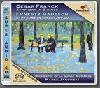 Franck: Symphony in D minor / Chausson: Symphony in B flat major