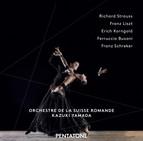 Strauss, Liszt, Korngold, Busoni & Schreker: Orchestral Works