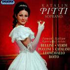 Pitti, Katalin: Famous Italian Opera Arias