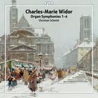 Widor: Organ Symphonies 1-4