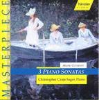 Muzio Clementi - 3 Piano Sonatas
