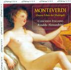 Monteverdi, C.: Madrigals, Book 8 (Il Ottavo Libro De' Madrigali, 1638)