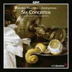 Dresden Treasures: 6 Concertos