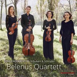 Schubert & Schnyder: String Quartets