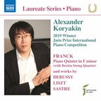 Franck, Debussy & Others: Piano Works (Live)