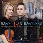 Ravel & Stravinsky: Works for Violin & Piano