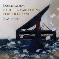 Louise Farrenc: Etudes & Variations for Solo Piano