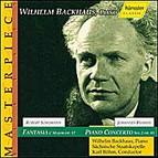 Johannes Brahms, Robert Schumann - Piano Concerto No. 2 op. 83 & Fantasia C Major op. 17
