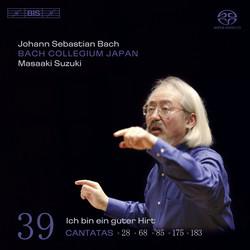 J.S. Bach - Cantatas, Vol.39