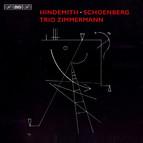 Trio Zimmermann play Hindemith & Schoenberg