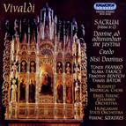 Vivaldi: Domine Ad Adiuvandum Me Festina, Rv 593 / Credo, Rv 592 / Sacrum, Rv 586