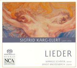 Karg-Elert, S.: Lieder