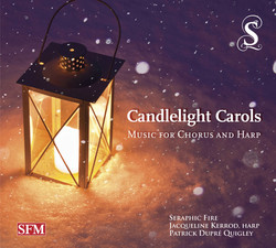 Candlelight Carols: Music for Chorus & Harp