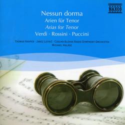 Nessun Dorma - Arias for Tenor