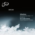 Sibelius: Symphonies Nos. 1-7, Kullervo