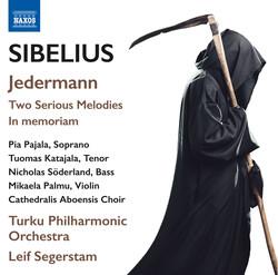 Sibelius: Jedermann, 2 Pieces & In memoriam