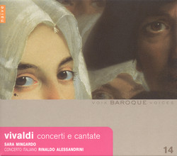 Vivaldi, A.: Amor, Hai Vinto / Cessate, Omai Cessate / Concertos for Strings - Rv 117, 134, 151 / Violin Concerto, Rv 249
