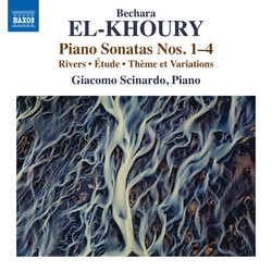 Bechara El-Khoury: Works for Piano