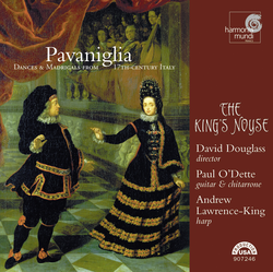 Pavaniglia - Dances & Madrigals from 17th-century Italy