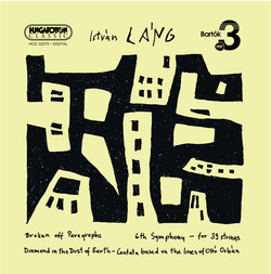 Lang, I.: Broken Off Paragraphs / Symphony No. 6 /  Diamond in the Dust of Earth