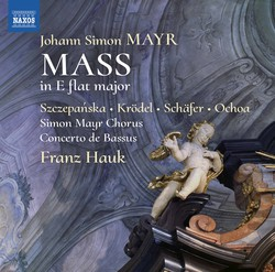 Mayr: Mass in E-Flat Major (Arr. F. Hauk & M. Hößl)