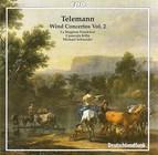 Telemann, G.P.: Wind Concertos, Vol. 2 - Twv 51:F1, 51:G1, 52:C1, 52:D1, 53:D1