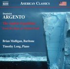Dominik Argento: The Andrée Expedition & From the Diary of Virginia Woolf