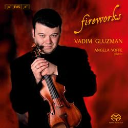 Fireworks – Virtuoso Violin Music