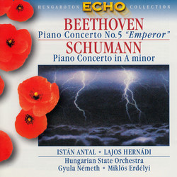 Beethoven: Piano Concerto No. 5 / Schumann: Piano Concerto in A Minor