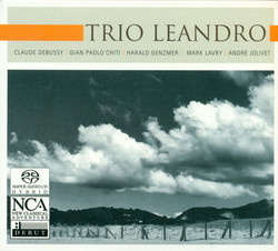 Chamber Music (Trios) - Debussy, C. / Chiti, G.P. / Lavry, M. / Jolivet, A.